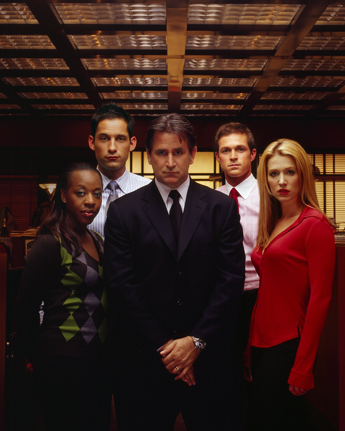 FOX Crime_Without a trace_Season 2