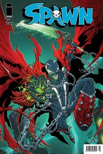 Spawn 251_cover