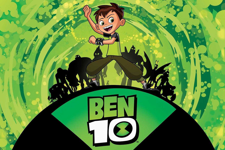 Cartonn Network и Ben 10