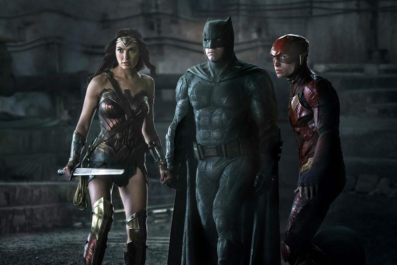 кино вселената на DC