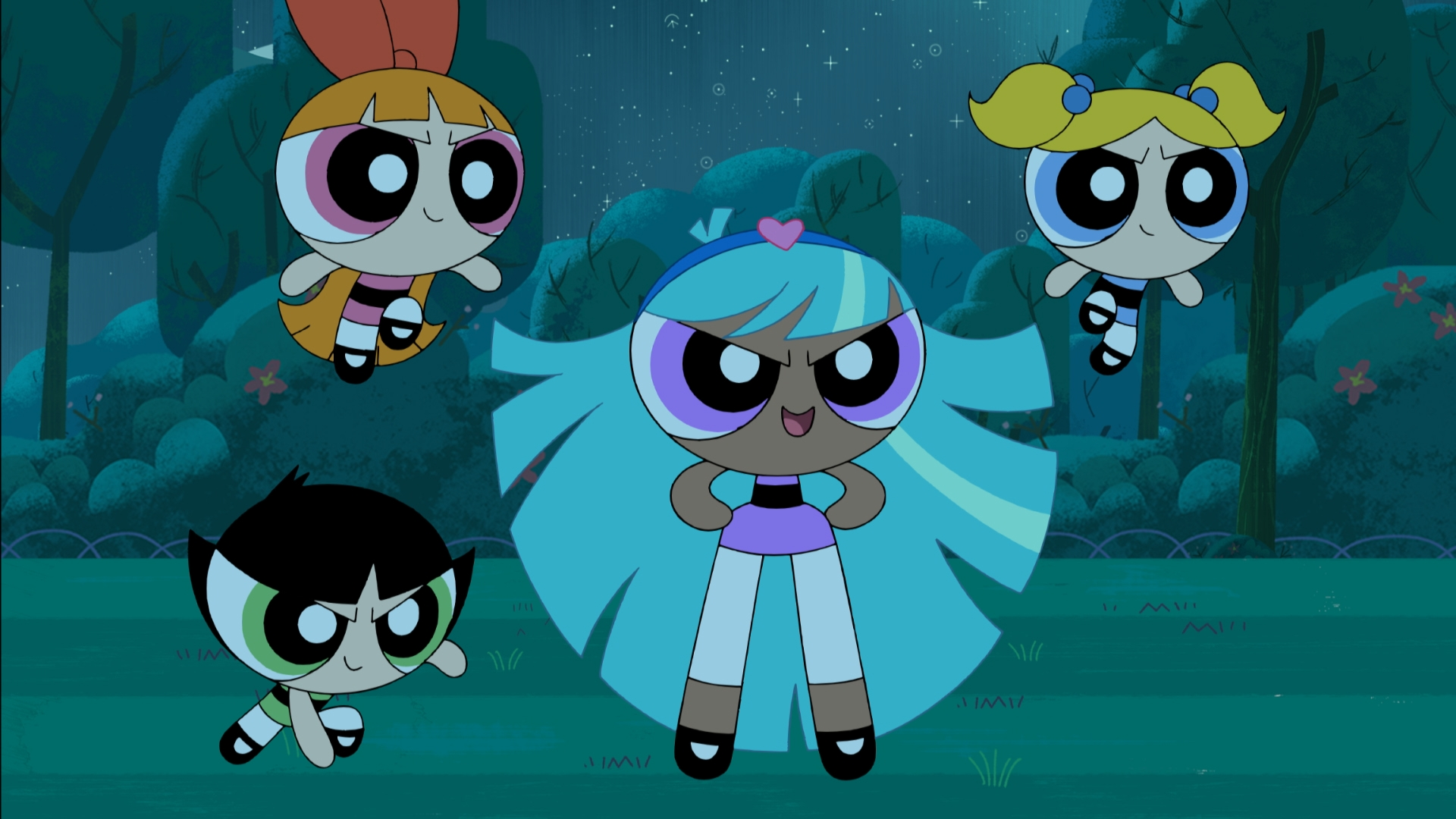 Cartoon Network през ноември