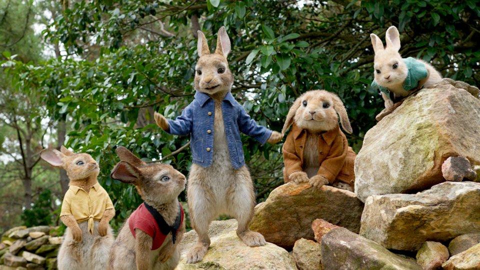 зайчето питър 2