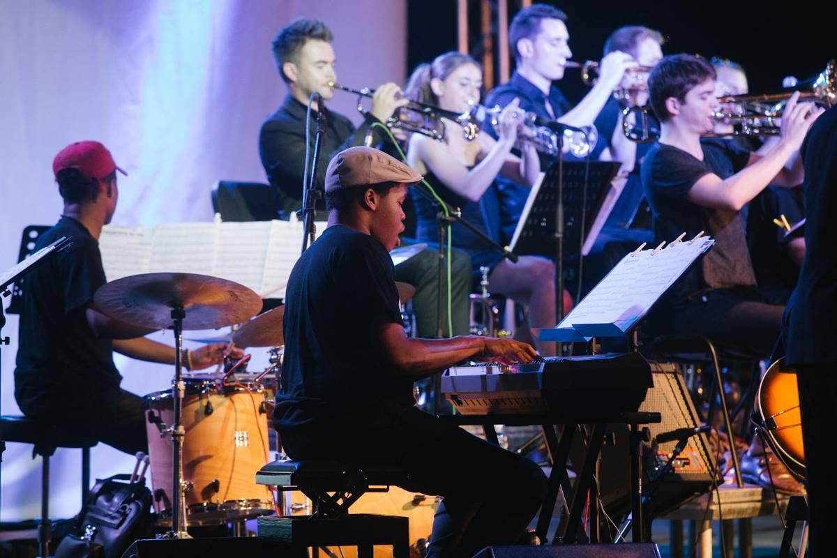 джаз фестивал у нас
