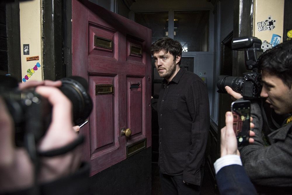 Случаите на Корморан Страйк от 1 юни в HBO GO