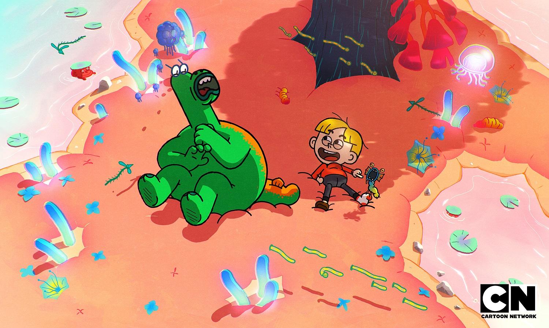 Cartoon Network дава зелена светлина