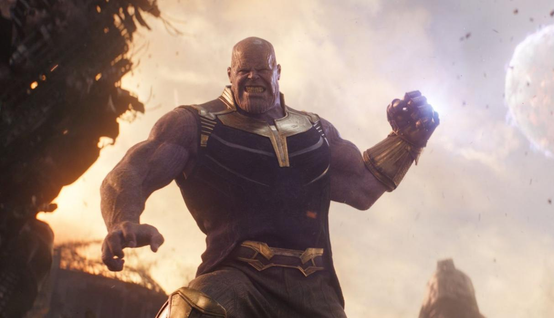 действията на Танос
