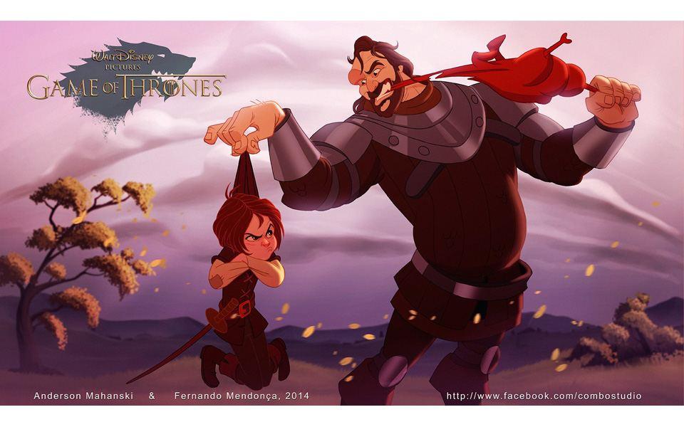 Героите от Игра на тронове
