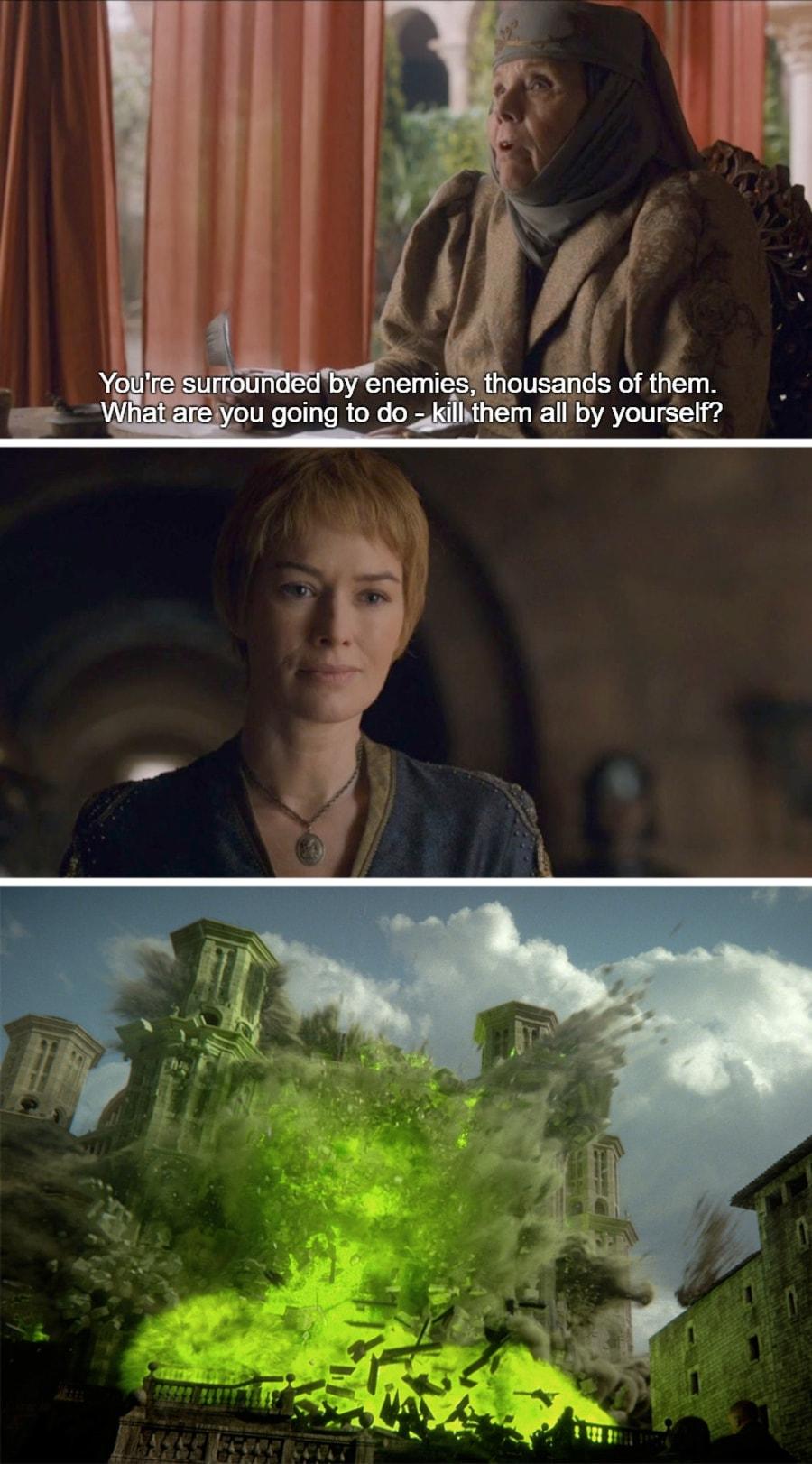 Игра на тронове- 10 детайла