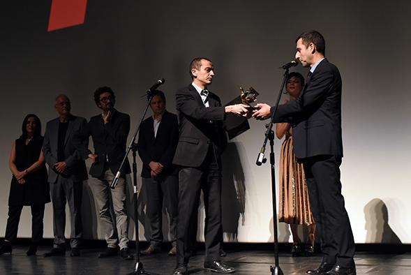 наградата на CineLibri 2018