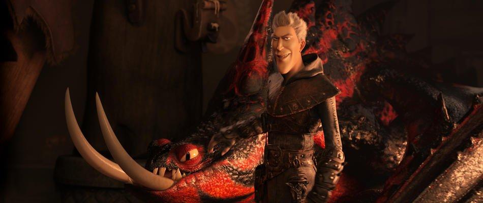 за Как да си дресираш дракон