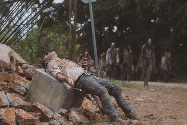 Рик в Живите мъртви