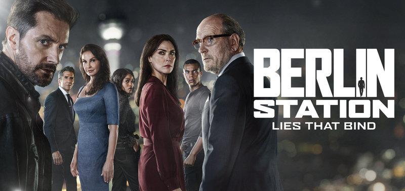 Централа Берлин по HBO