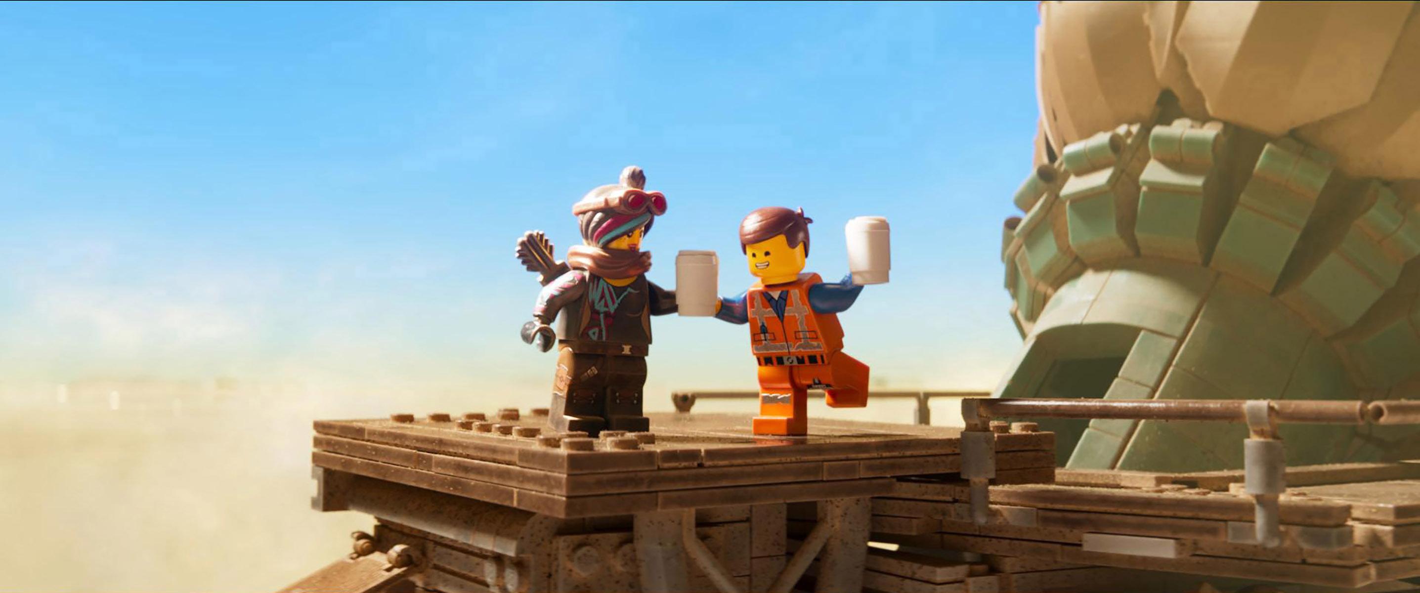 в LEGO Филмът 2