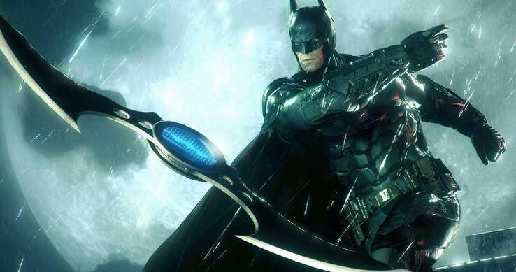 The Batman по тон