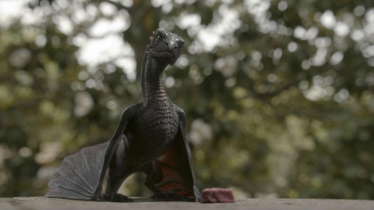 драконите за Игра на