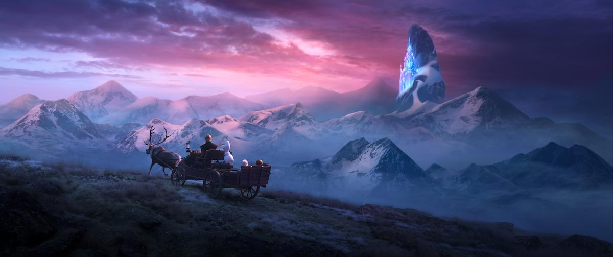 Замръзналото кралство 2 с нов трейлър
