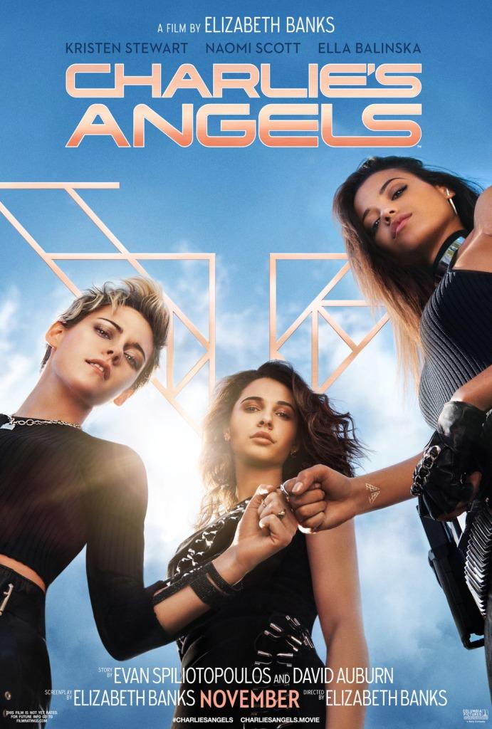 Новите ангели на Чарли